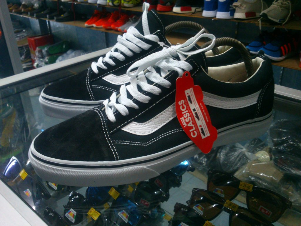 Kasut Vans Old Skool