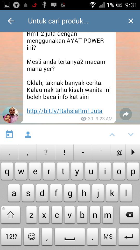 Group Iklan Telegram Kedah