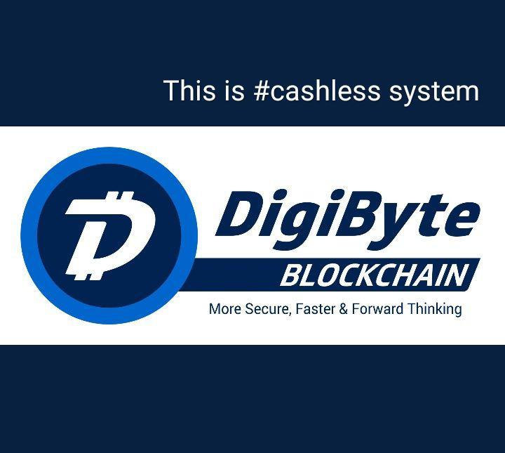 Cashless sistem