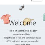 Marketplace Untuk Usahawan Bumiputera Di Malaysia