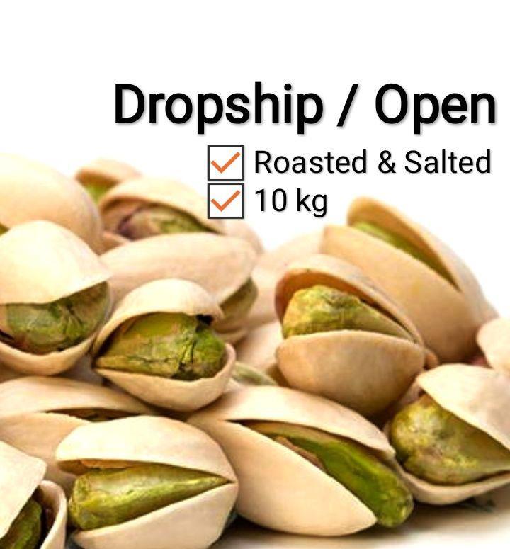 Dropship Kacang Pistachio